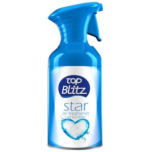 Top Blitz Star Ανταλλακτικό Αποσμητικό Χώρου Cool Sea Water (260ml)-1050×1404