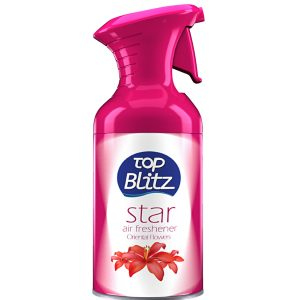 Top Blitz Star Ανταλλακτικό Αποσμητικό Χώρου Oriental Flowers (260ml)-1050×1404
